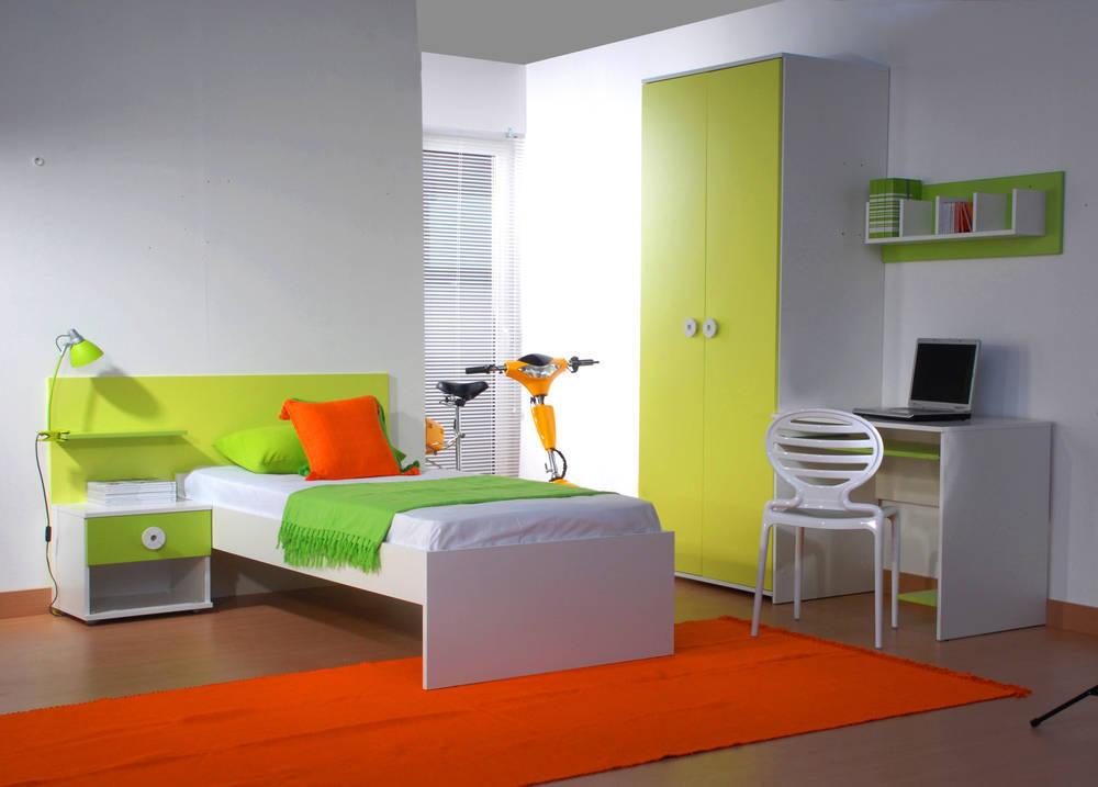 Mobiliario original para niños y niñas