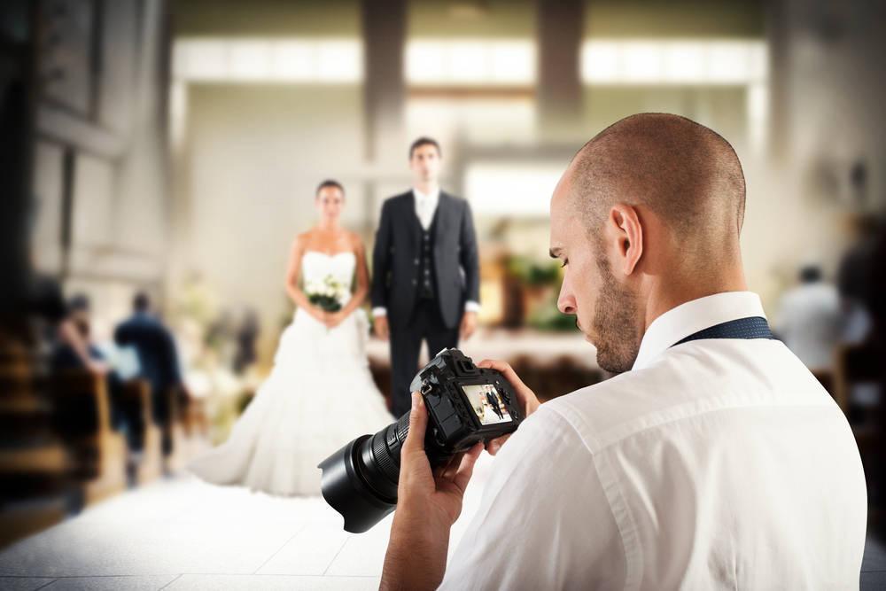 Modernizando la fotografía de boda