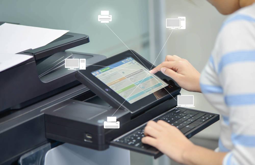 Comprar o alquilar una impresora para nuestra empresa
