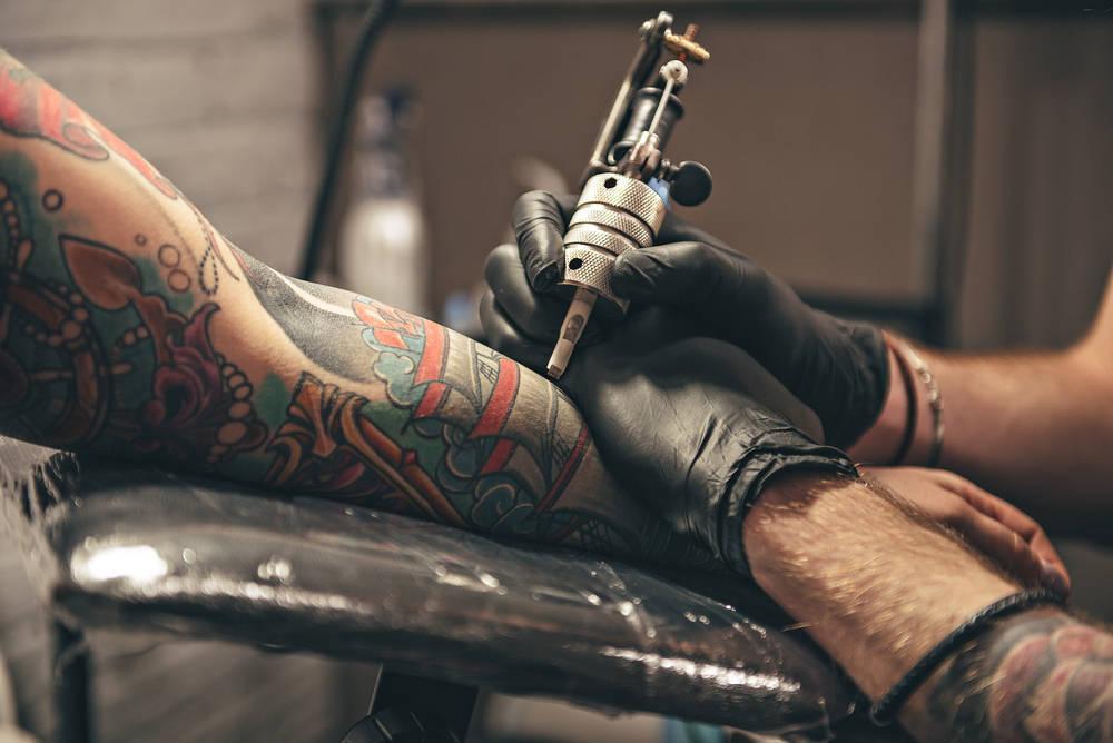 Tatuajes temporales, ¿sustituirán a los de toda la vida?