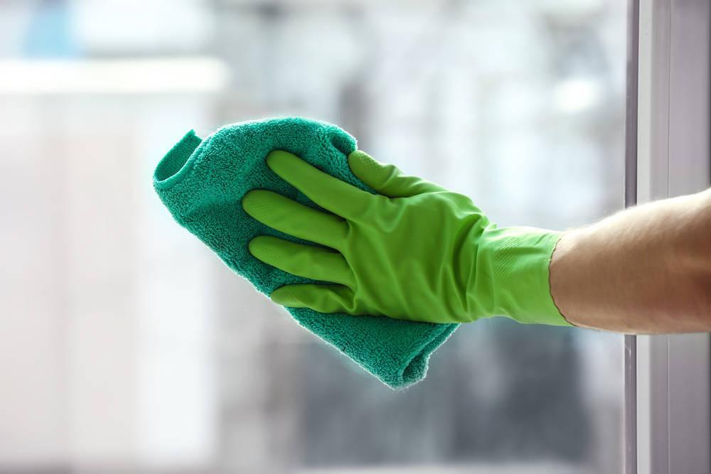 Limpiar: Ellos lo hacen por ti