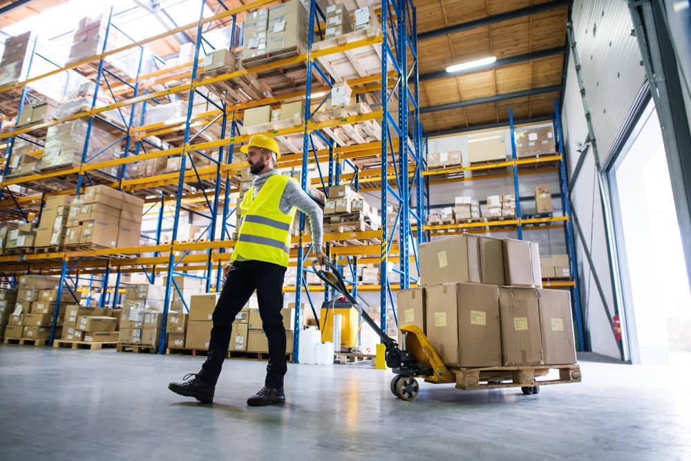 La seguridad, una medida para mejorar la productividad en un almacén