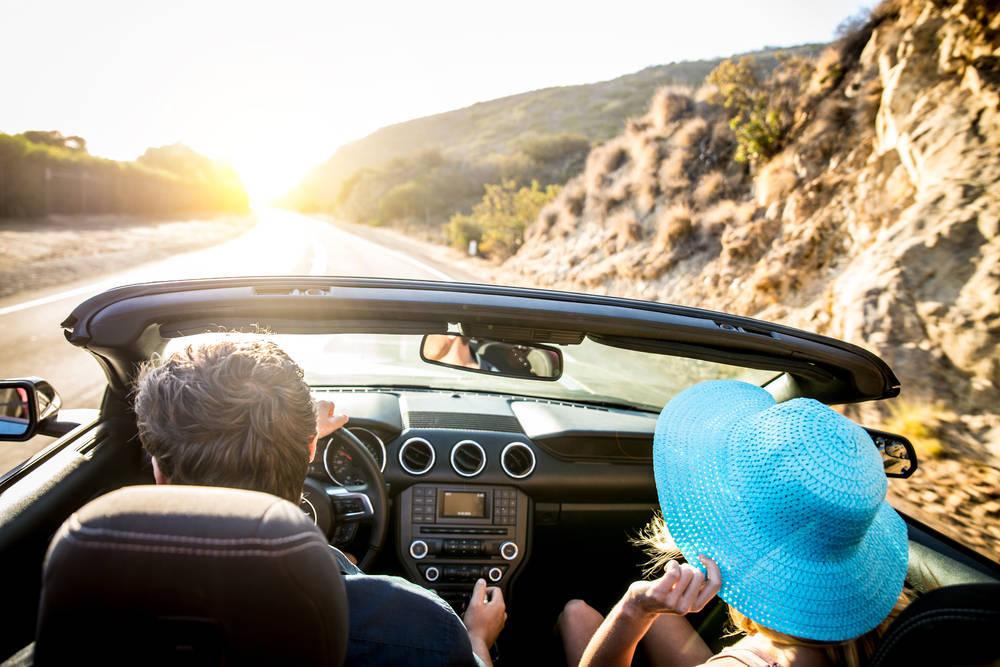 Disfruta de la libertad que te ofrece un coche en tu tiempo de ocio