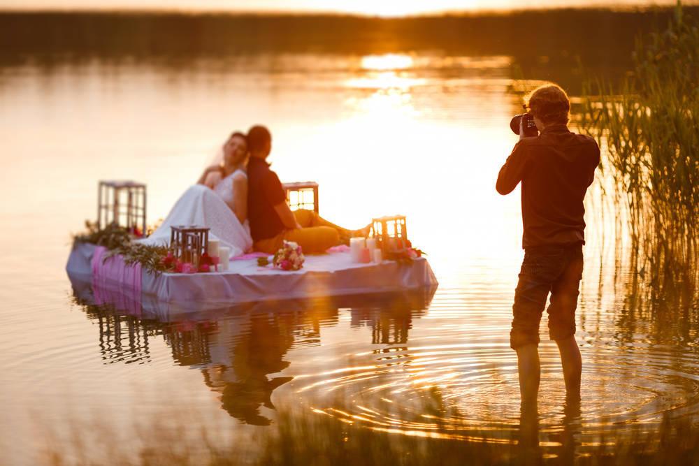 Convierte la fotografía de tu boda en el mejor recuerdo