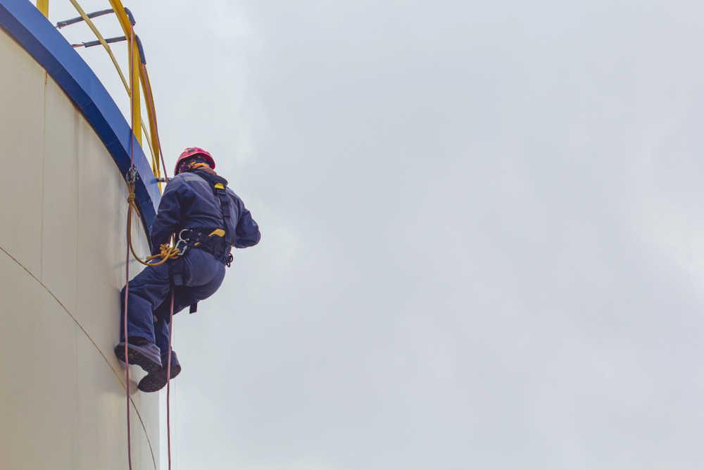 La prevención de riesgos laborales en trabajos en altura