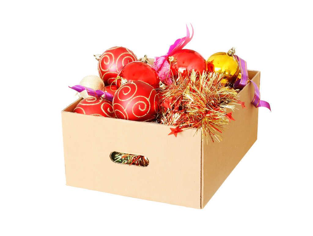 Una caja de sorpresas