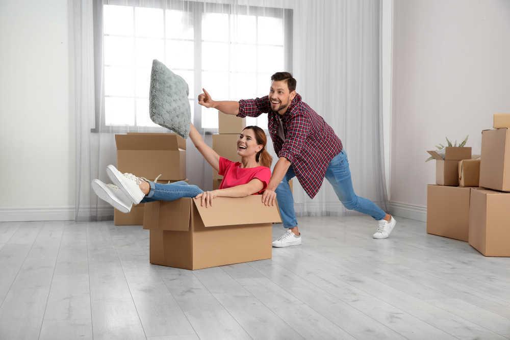 Cómo limpiar tu nueva casa antes de la mudanza