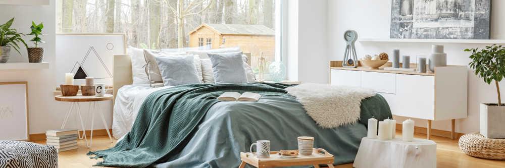 ¿Estás pensando en comprarte una cama? Te mostramos todos los tipos que hay